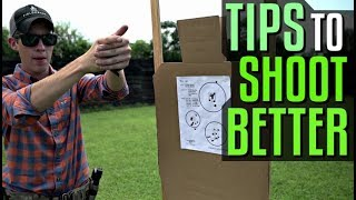 Mental Focus Shooting Drill - The Triple Ten