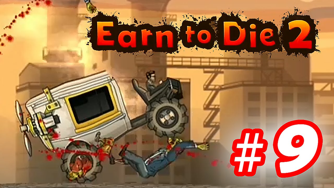 [APK] EARN TO DIE 3 ВЗЛОМ | HACKED ANDROID [GAMEPLAY ...