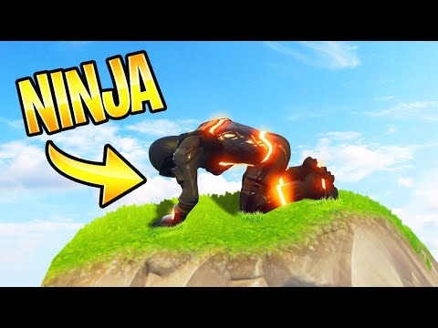 HOW TO DEFEAT NINJA IN FORTNITE!