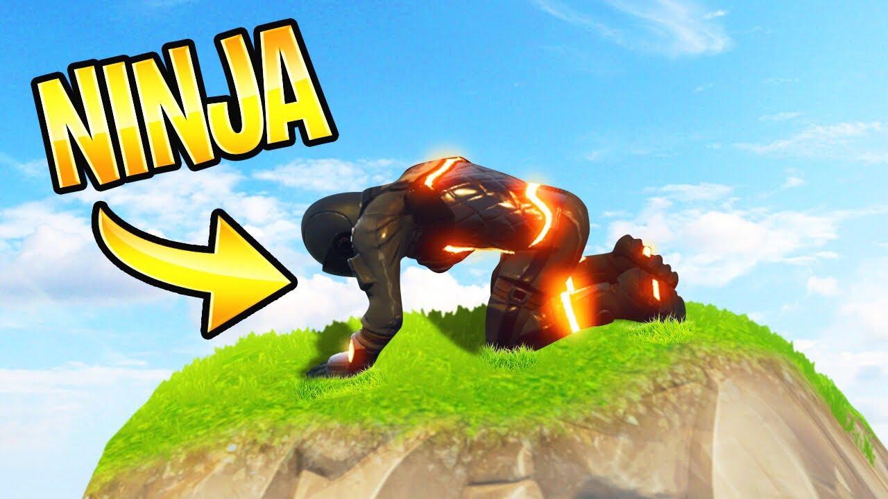 Youtube Jelly Fortnite How To Defeat Ninja In Fortnite Youtube