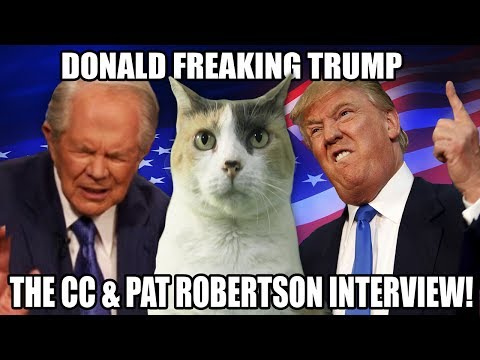 TRUMP: The CC & Pat Roberson Interview!