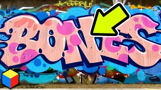 How To Graffiti: Letter and Name Weight!