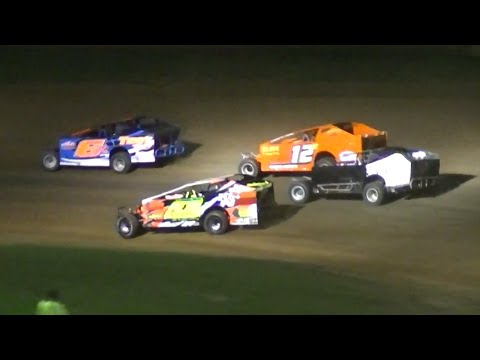 Sportsman Heat | McKean County Raceway | Fall Classic | 10.10.14