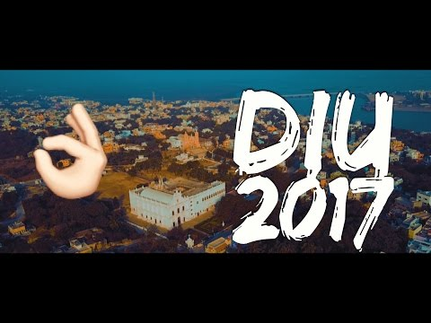 Diu India 2017