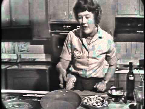 Julia Child - boeuf bourguignon