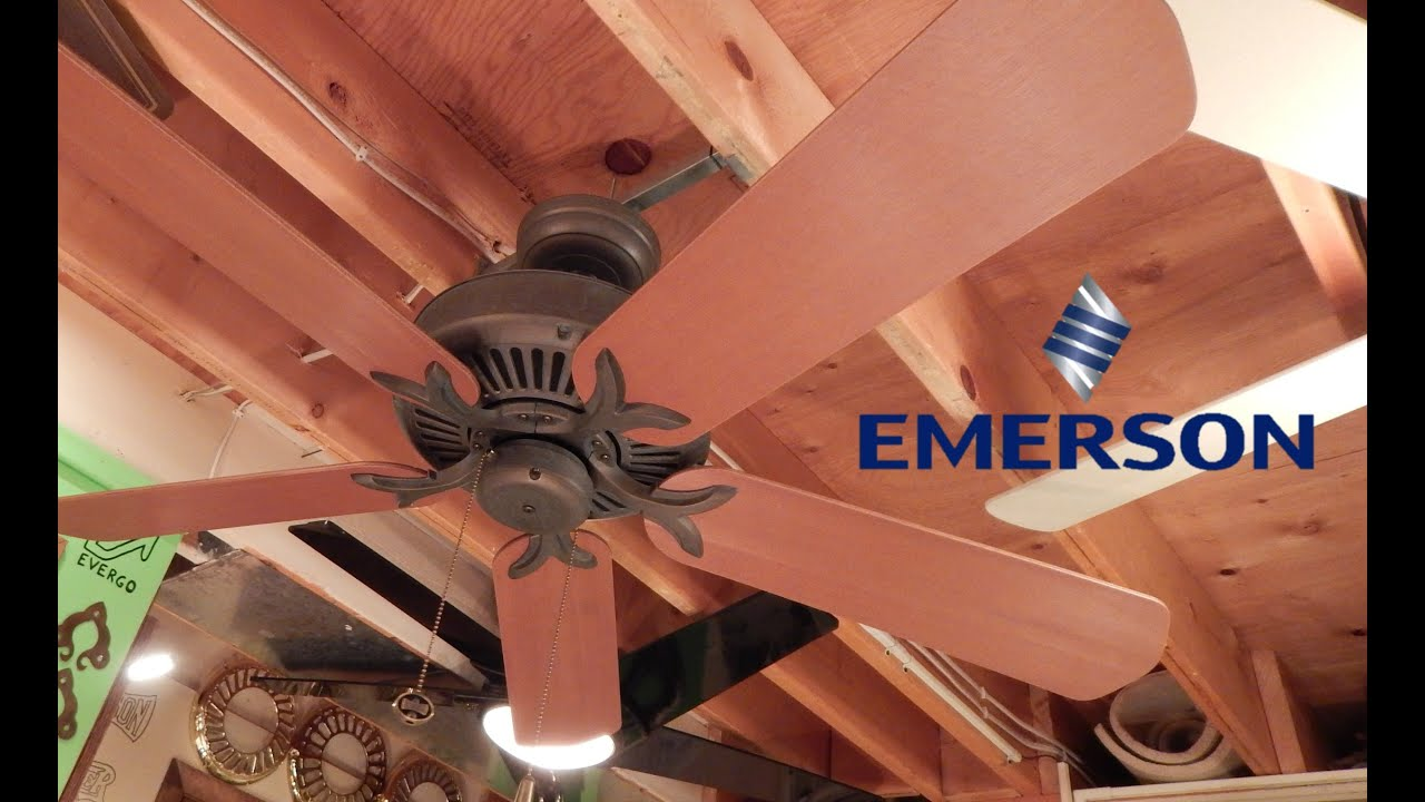 Emerson Premium Ceiling Fan