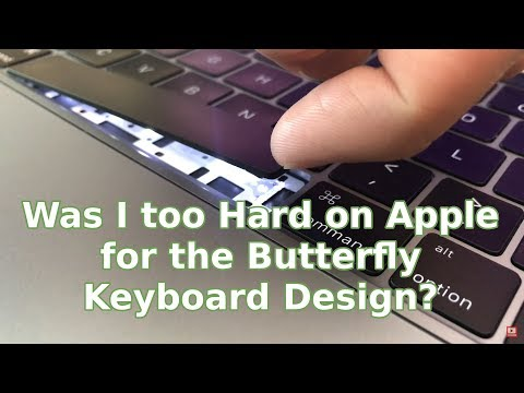 how to fix butterfly keyboard