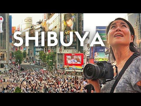 10 THINGS TO DO IN SHIBUYA TOKYO  | Shibuya Travel Guide