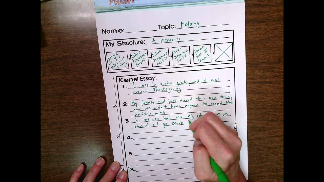 Simple essay topics for grade 3 image 8