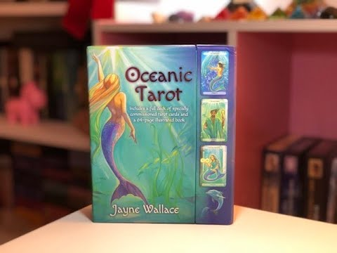 Powerful and Spiritual Messages from the Oceanic Tarot