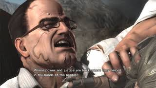 Metal Gear Rising Episode 18: MGS Foreshadowing Today's Politics