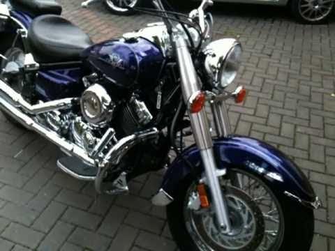 2004 Honda Wiring Diagram Yamaha Drag Star 650 Classic Youtube