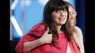 Зоуи Дешанель (Zooey Deschanel) musical slide show