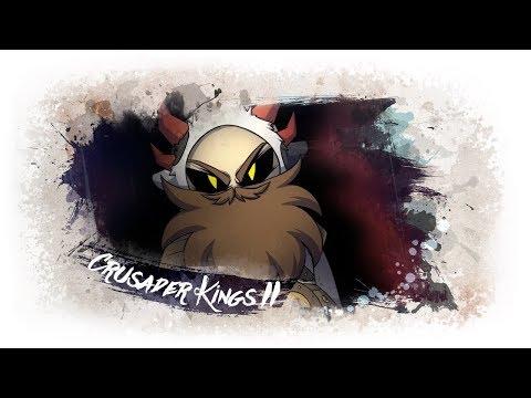 Crusaders Kings 2 Warhammer: Geheimnisnacht[s4.ep9] - Орки против гномов