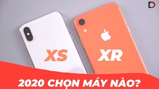 Nên lựa chọn iPhone Xr hay iPhone Xs trong năm 2020?