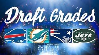 2016 AFC East Draft Grades | NFL