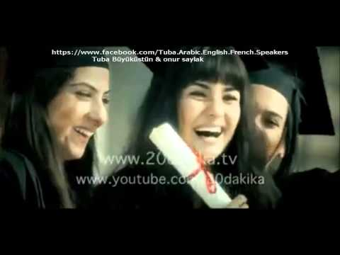"20 Minutes first promotional trailer ""Tuba Büyüküstün new series English subtitle"