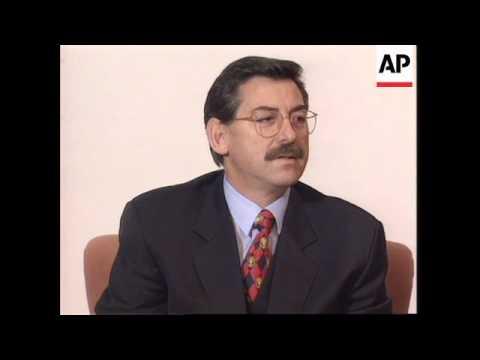 Serbia - Zoran Lilic addresses presser