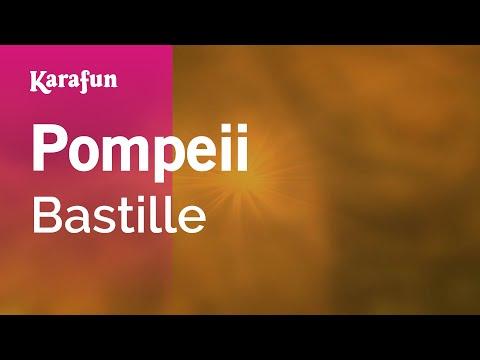 Karaoke Pompeii - Bastille *