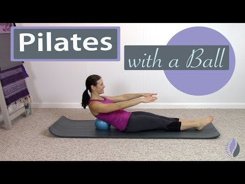 Pilates with a Small Ball