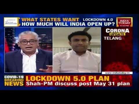 Lockdown 5.0: What Does Karnataka Want From June 1st?; Minister K Sudhakar Speaks