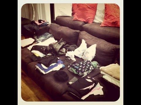 Minha mala para NYC - intercâmbio (Conforto Online)