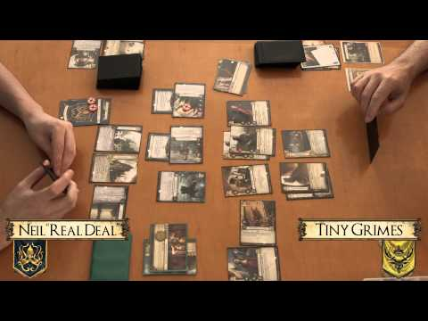 Summer Is Coming - Game Of Thrones LCG 2.0 - Live Game With Commentary