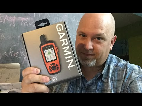 🔴 Activating Garmin inReach Explorer+ in real time