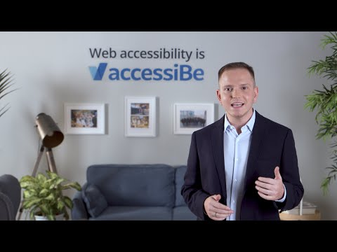 accessiBe | A 3-minute Demo of the #1 Web Accessibility Solution for ADA and WCAG Compliance