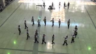 県立小山城南高等学校マーチング