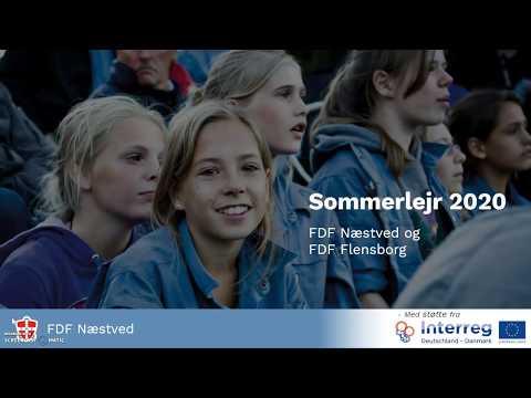 FDF Næstved sommerlejr 2020