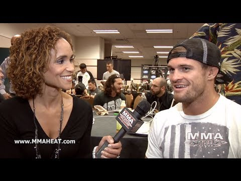 TUF LIVE's Daron Cruickshank Loves The Smell Of Ronda Rousey
