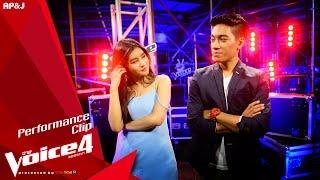The Voice Thailand - ข้าวโพด VS เบสท์ - ไม่ยอมหมดหวัง - 8 Nov 2015