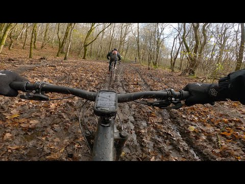 Moses Gate Country Park Bolton - Manchester Mtb