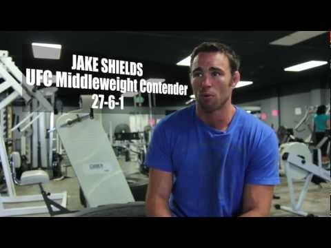 Jake Shields Vegetarian | Sunwarrior