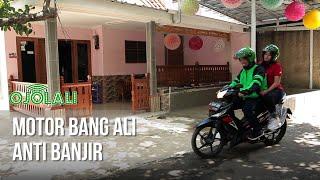 OJOLALI - Motor Bang Ali Anti Banjir [15 januari 2020]