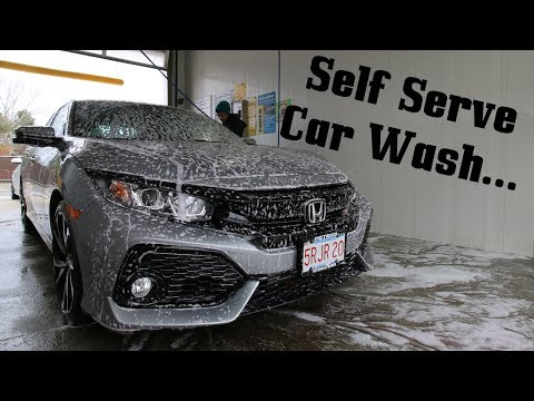 Dos & Don'ts of the Self Serve Car Wash