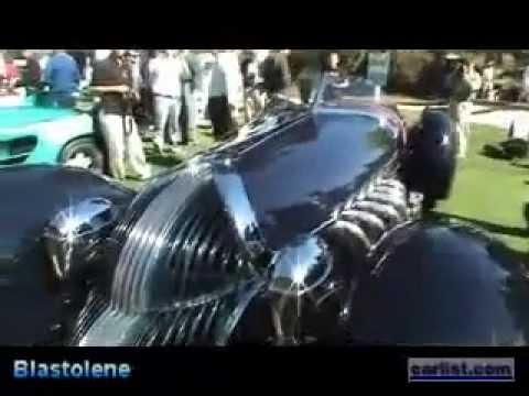 Jay Leno & a Blastolene