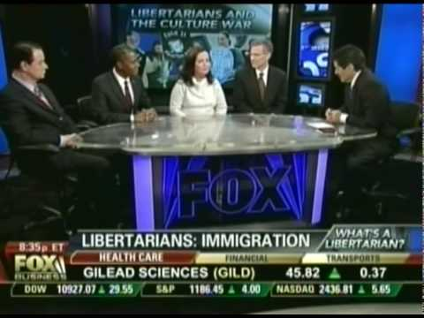 Libertarian Viewpoints on Immigration, Gay Marriage and Abortion
