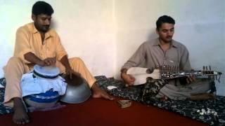 Hindi song on rabab