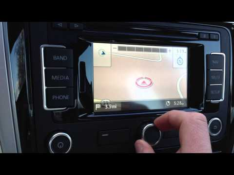 How To: How to use your Volkswagen Navigation - World Volkswagen Neptune NJ
