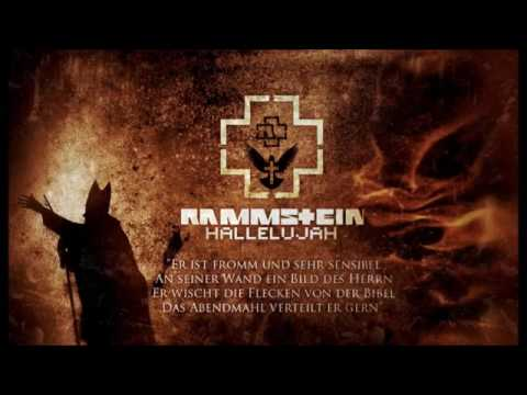 Rammstein — Hallelujah