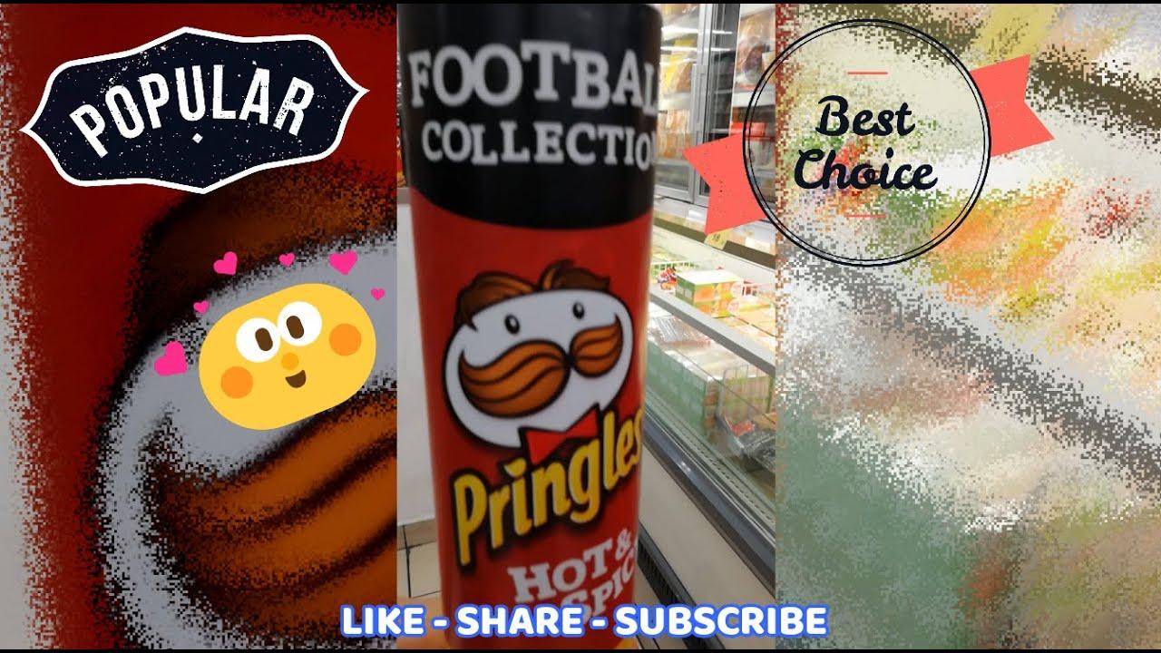Pringles || Football Collection