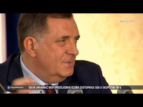 PROVJERILI SMO KAKVA JE POLITIKA MILORADA DODIKA (21 09 2019)