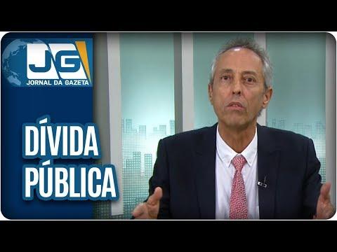 """Bob Fernandes/Dívida Pública chega a R$3,5 trilhões. Governo e """"O Mercado"""" são os pais da criança"""