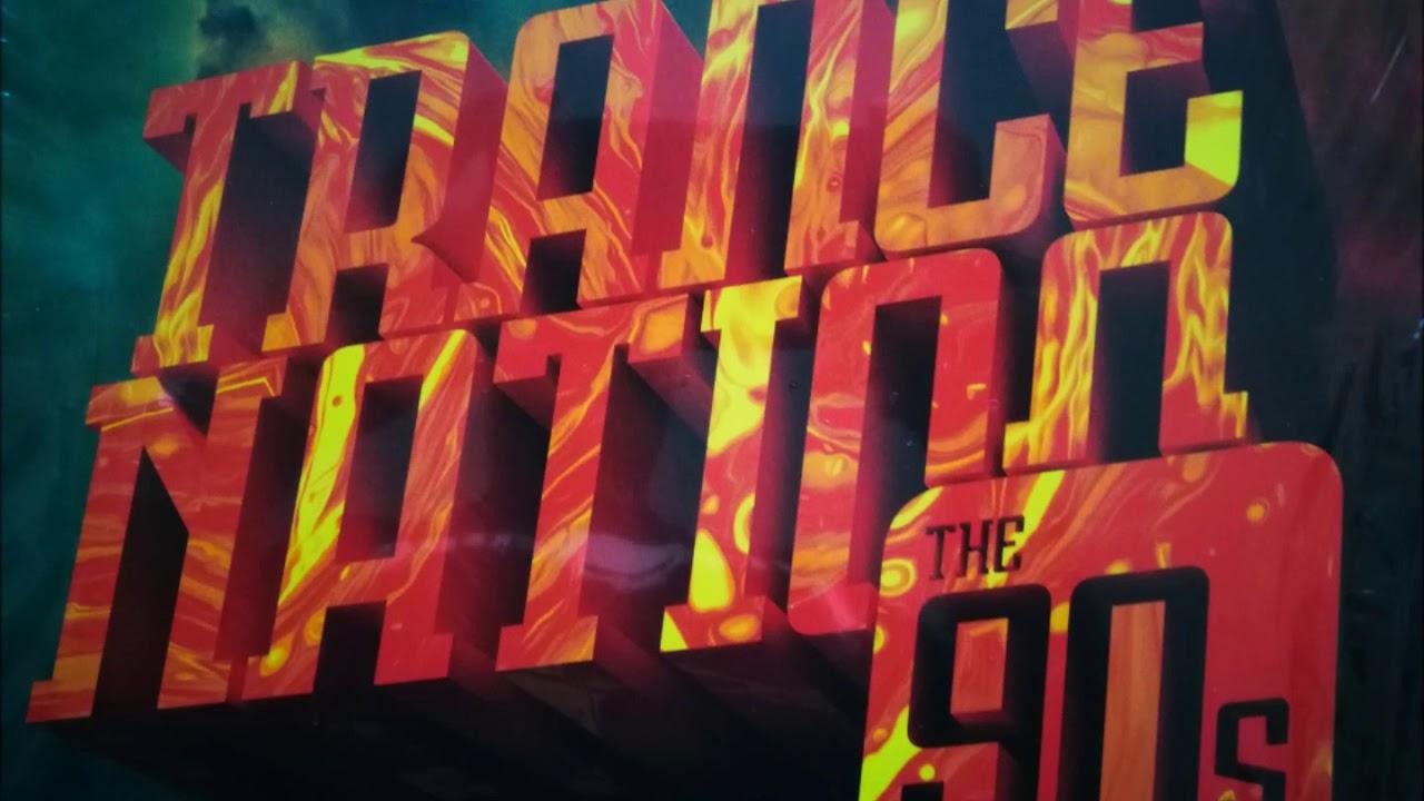 TRANCE NATION 90`s Vinyl Mix