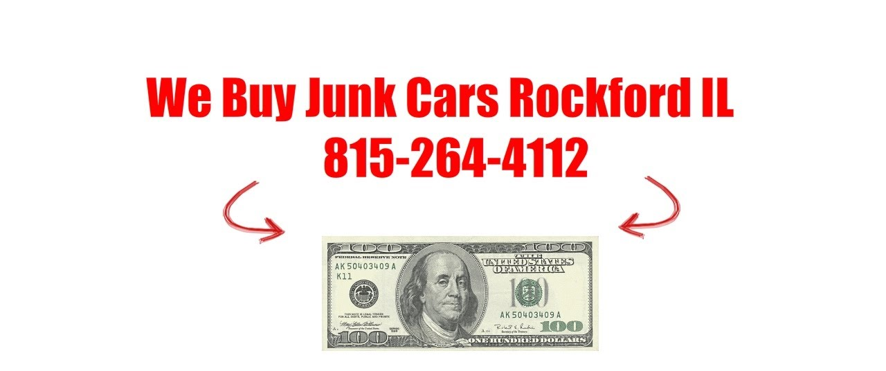 We Buy Junk Cars Rockford IL 815-264-4112 - Sell My Junk car - YouTube