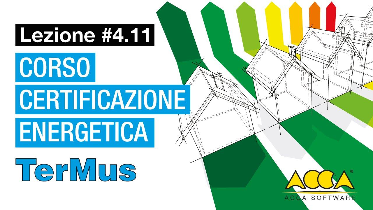 Corso Certificazione energetica-TerMus-ACCA-Lez#4.11 Stampare dell'AQE