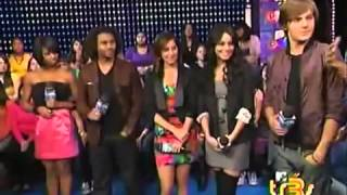 High School Musical Cast TRL 2008 Interview