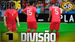 FIFA 16  #58  ULTIMATE MÁGICO  BATSHUAYI QUÊÊÊ?